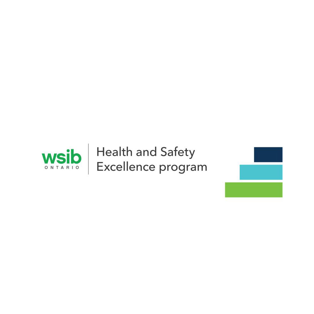 WSIB - Health and Safety Excellence Program Logo